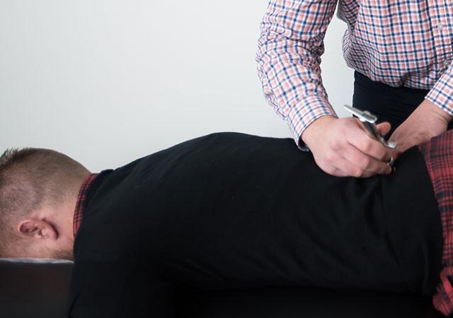 Meet chiropractor Dr. Mark Sicheneder at Velocity chiropractic in Ann Arbor