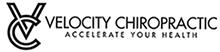 Velocity Chiropractic Sichtender Logo